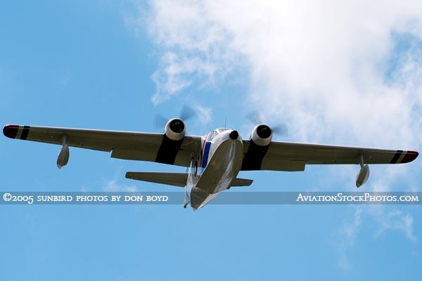 Land Air & Sea Restorations Grumman HU-16B N16HU aviation stock photo #4852