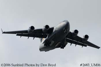 USAF C-17A Globemaster III #88-0266 military aviation stock photo #2683-2