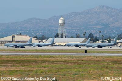 2003 - March Air Reserve Base, California aviation stock photo #5420