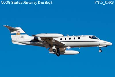 USAF Gates Learjet C-21A 84-0118 military aviation photo #7875