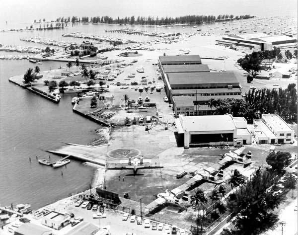 1964 - USCG Air Station Dinner Key, Miami