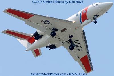 2007 - USCG HU-25C Falcon #2105 military aviation stock photo #3922