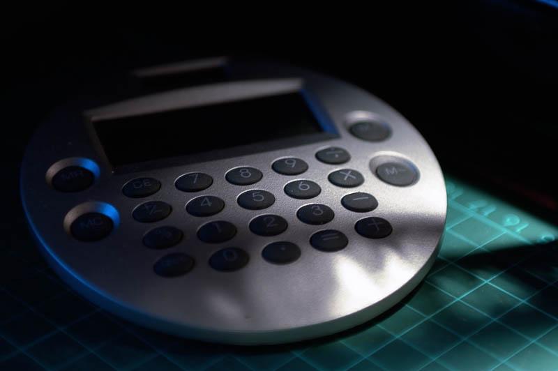 832. Advent calculator