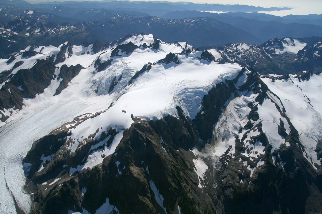 Snow Dome & Olympus, View S <br> (OlympicNP091307-52adj.jpg)