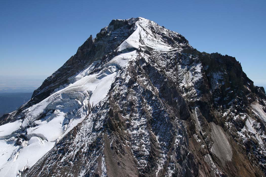 Hood, Upper Eliot Glacier/N & NW Faces <br> (Hood082407-_119.jpg)