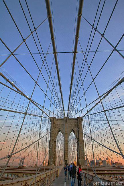 Brooklyn Bridge Stroll