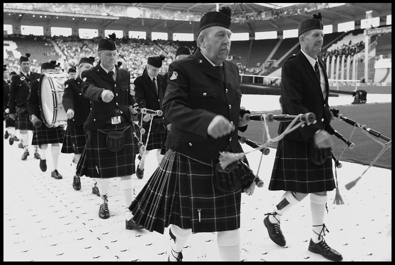 Seaforth Highlanders Pipe Band
