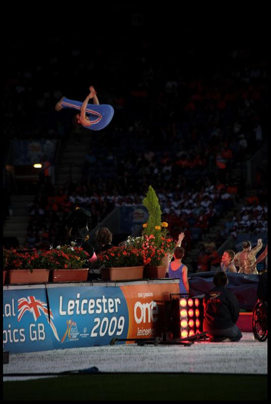 The Kangaroos Gymnastic Display Team