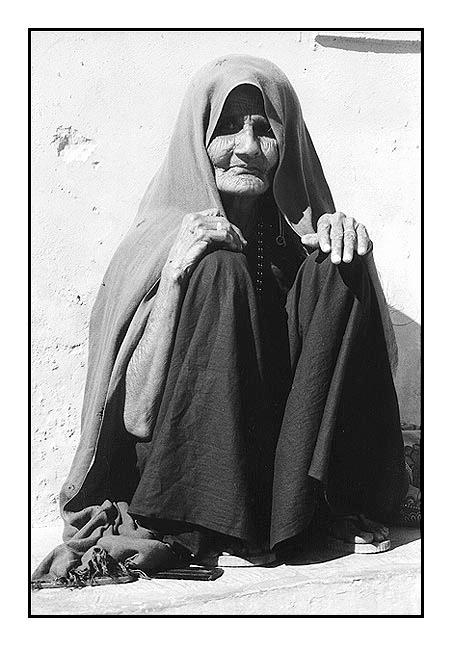 Rabari Widow - India