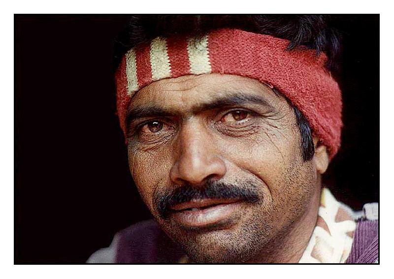 Gujarati Farmer - India