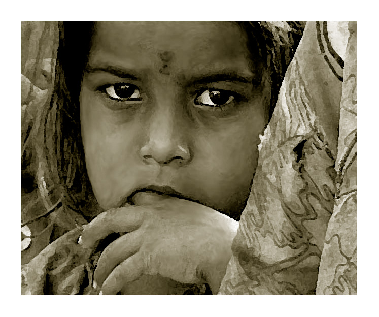 The Migrant Labourers Daughter - India