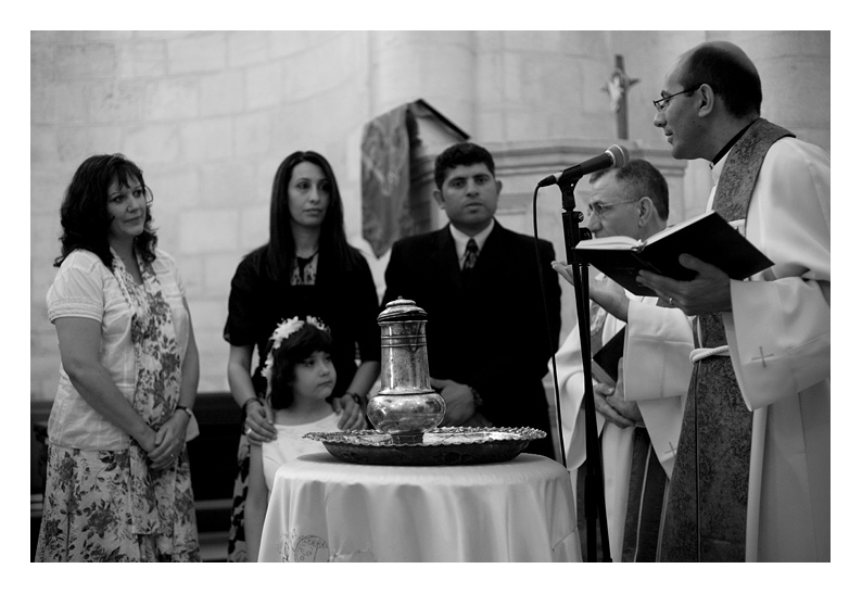 Lutherian Baptism