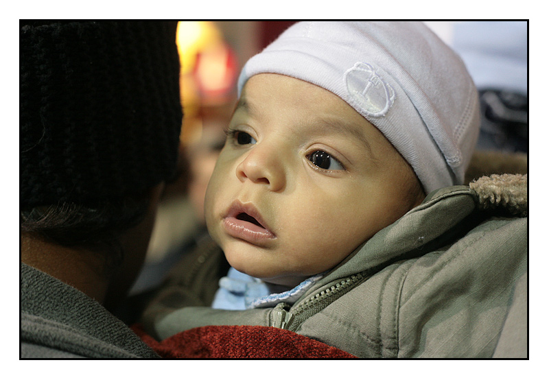 Baby In Chinatown