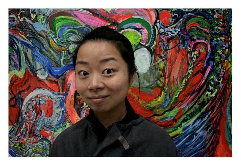 City Life - Li Hua An Artist from Tank Loft Studios