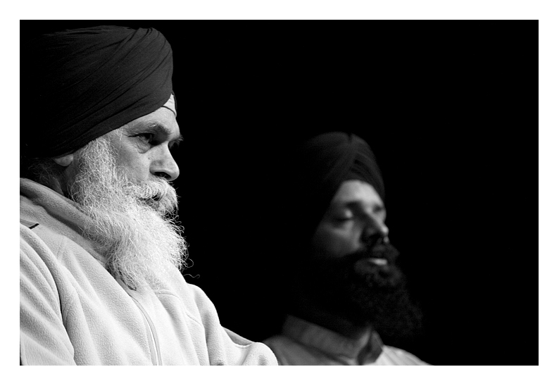 Transported by Music - Sikhism