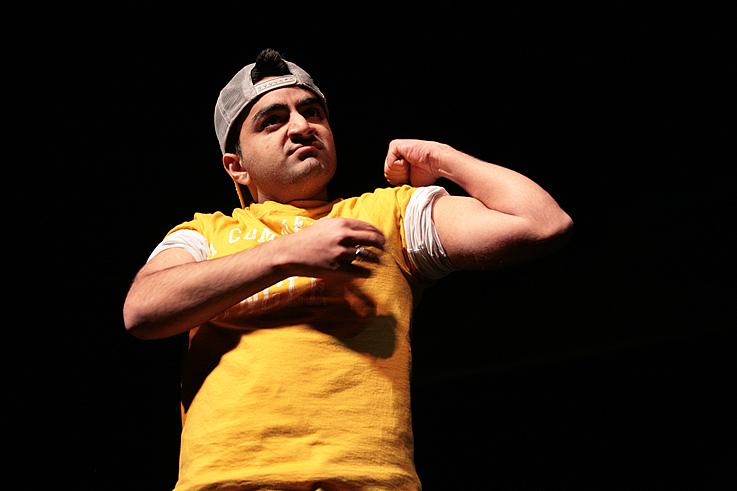 Mr Muscle - Raj Yoga