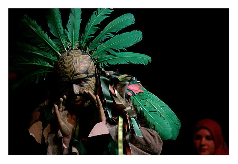 Green Man - Pagan