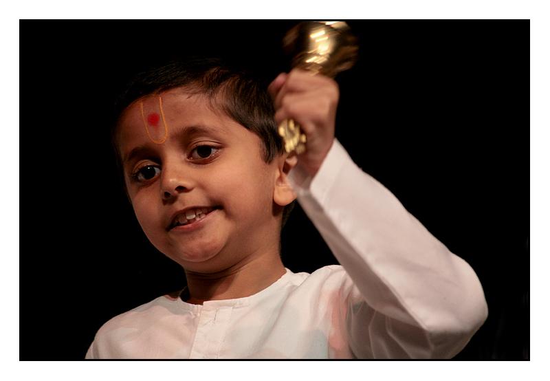Ringing the Bell - Hindu