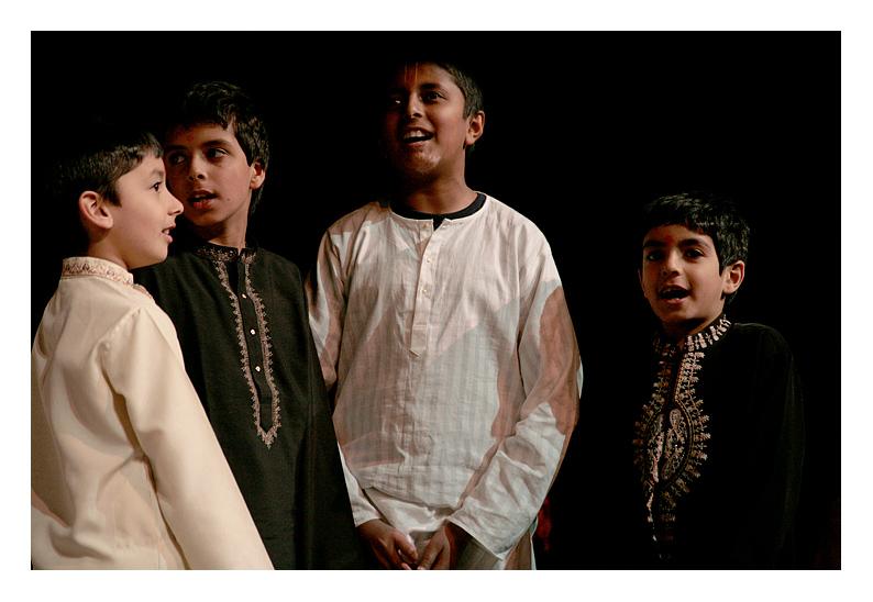 Singing - Hindu