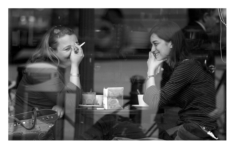 Laughter - Madrid