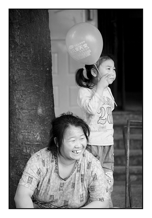 Street Market - Happiness