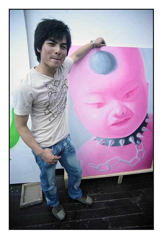 New Generation -  Sichuan Fine Art Institute