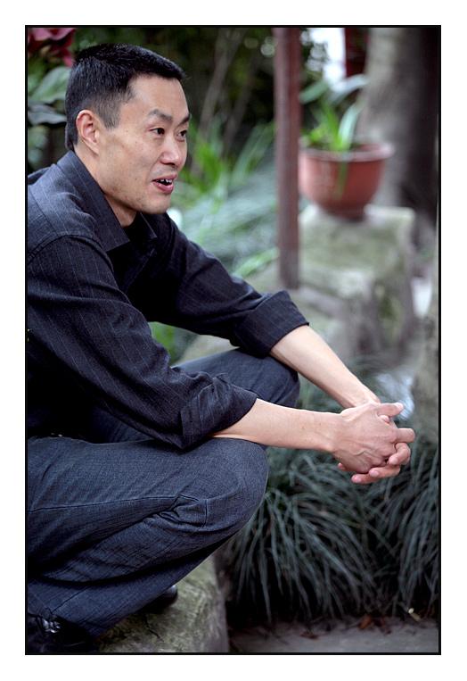 The Wish Tree in Ciqikou, Chongqing