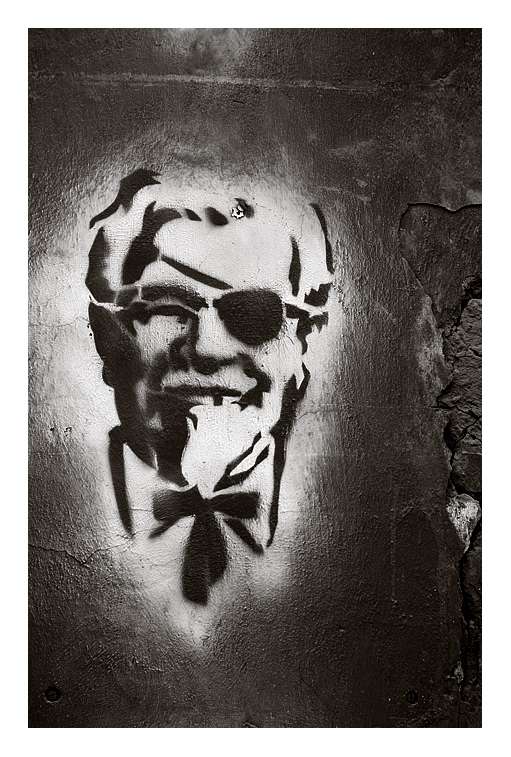 Colonel Sanders Sussed