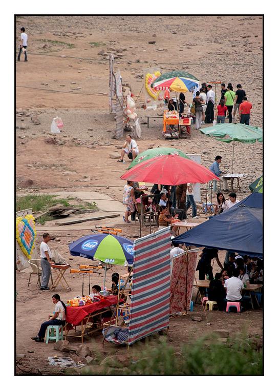 Ciqikou River Beach