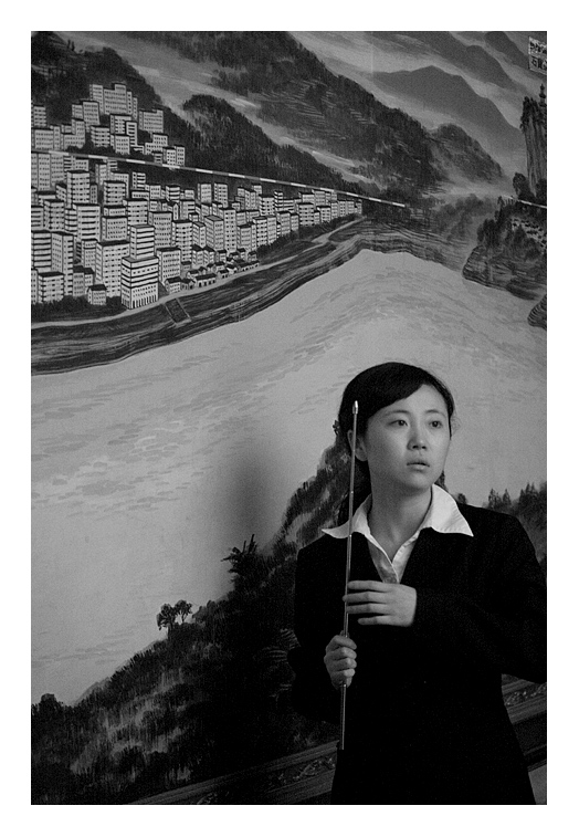 Guide - Three Gorges Painting