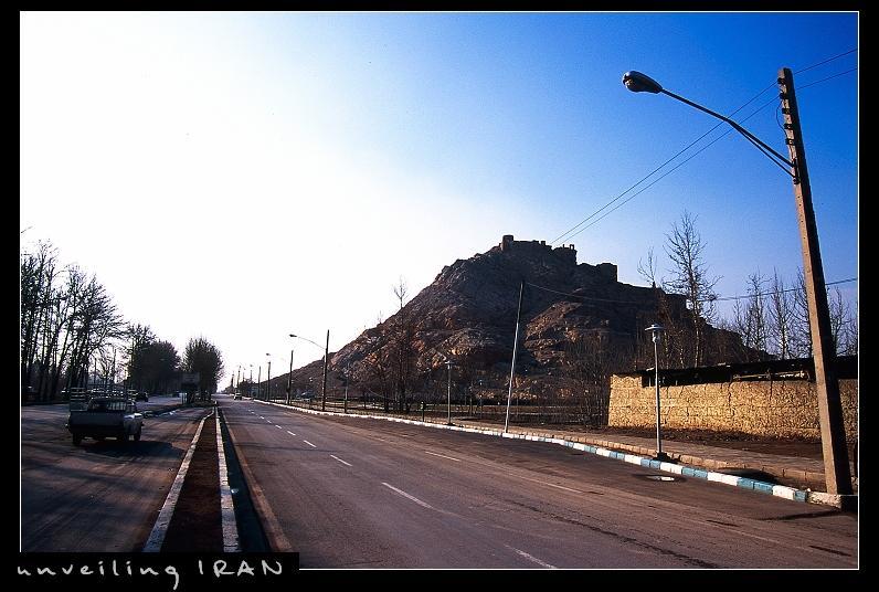 A Zoroastrian (Fire Temple), Esfahan