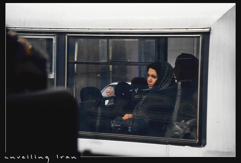 Gender Segregated Bus
