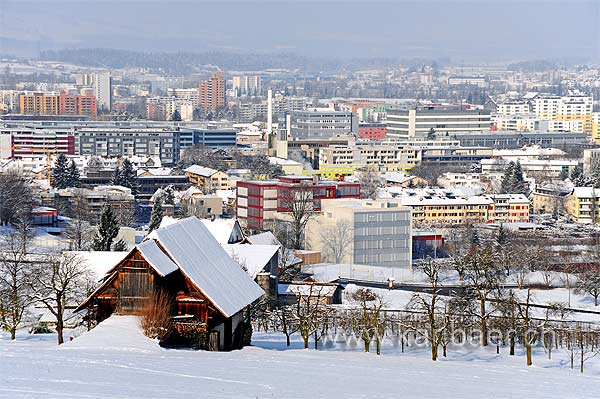 Zug im Winter (91597)