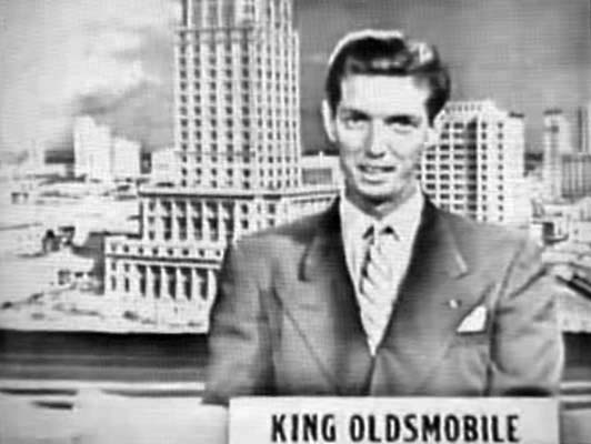 Early to mid 1950s - Ralph Renick on WTVJ-TV Channel 4