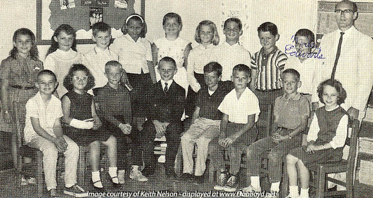 1964 - the 3rd and 4th Grade Resource Group at Dr. John G. DuPuis Elementary School, Hialeah