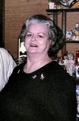 Roberta Perry Hughes in 2009