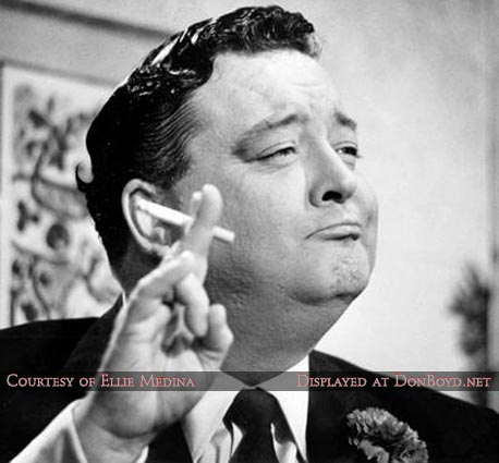 1960s - entertainer Jackie Gleason moves to Miami, later broadcasting his CBS TV show from the Miami Beach Auditorium