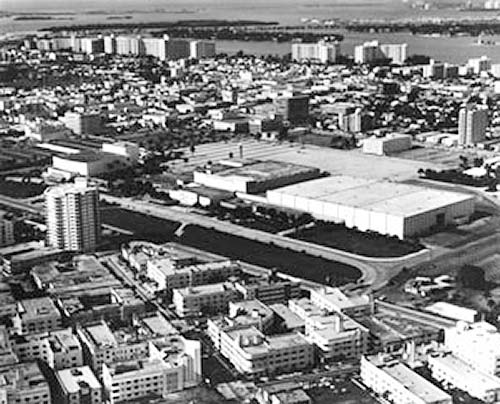 1960s - Miami Beach Convention Center