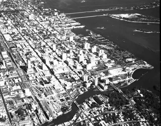 1947 - downtown Miami