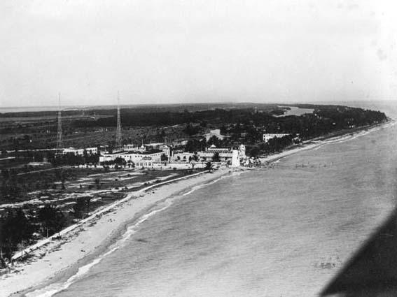 1919 - Roman Pools Bathing Casino on Miami Beach