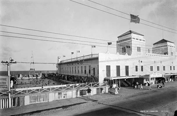 1921 - Hardies Bathing Casino on Miami Beach