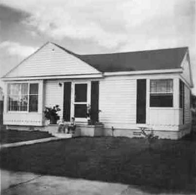 1946 - Currier type house built in central Miami