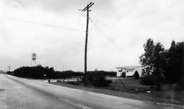 1967 - NW 77th Court (Palmetto Frontage Road) at about NW 110th Street