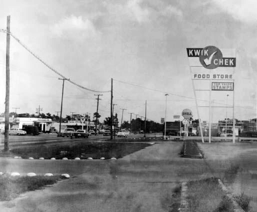 1960 Kwik Chek Sign At Bird Road And Ludlum Road Photo