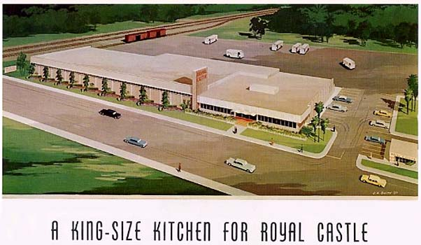 1960s - the huge Royal Castle Commisary in Hialeah