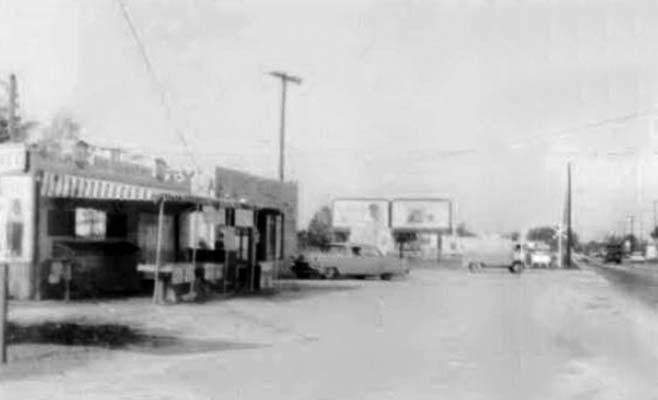 1960 - Bird Farmers Market, 7198 Bird Road, Dade County, Florida
