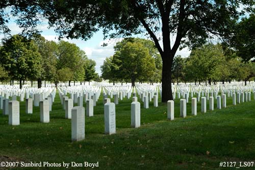 Ft. Snelling National Cemetery