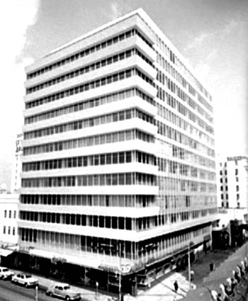 1955 - the Ainsley Building in downtown Miami