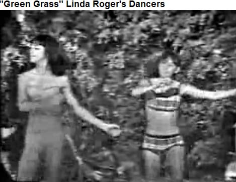 Mid to late 1960s - the Rick Shaw Shows Linda Rogers Dancers