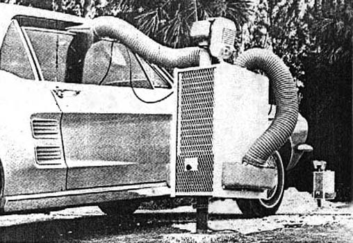 1968 - Wometcos Air-conditioning at the North Dade Drive-In